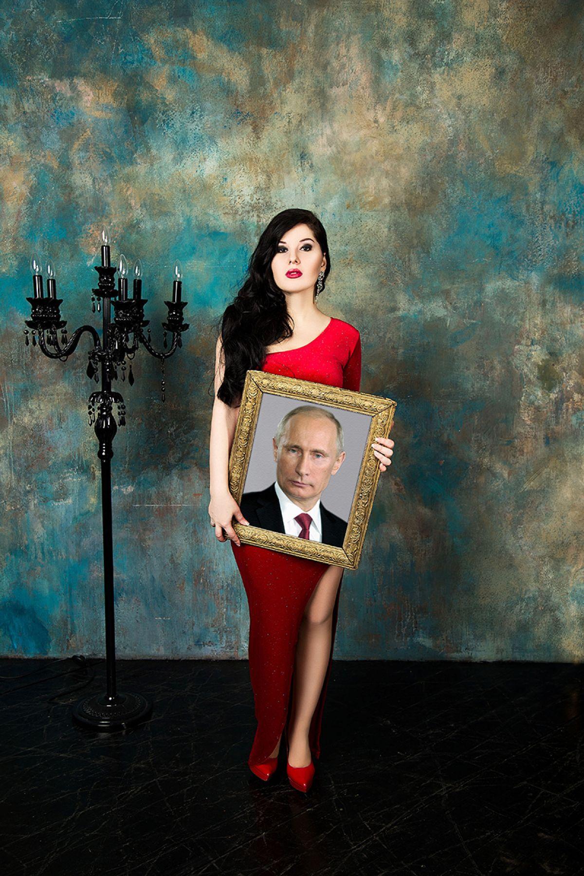 портрет по фото в москве